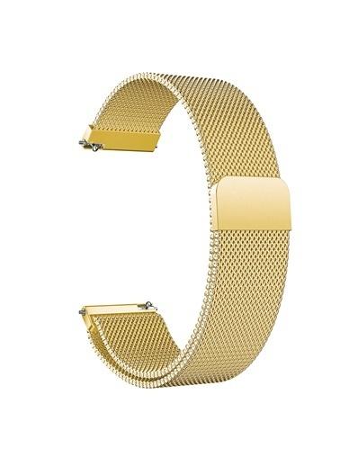 Microsonic Realme Rma207 Watch S Milanese Loop Kordon Gold Altın